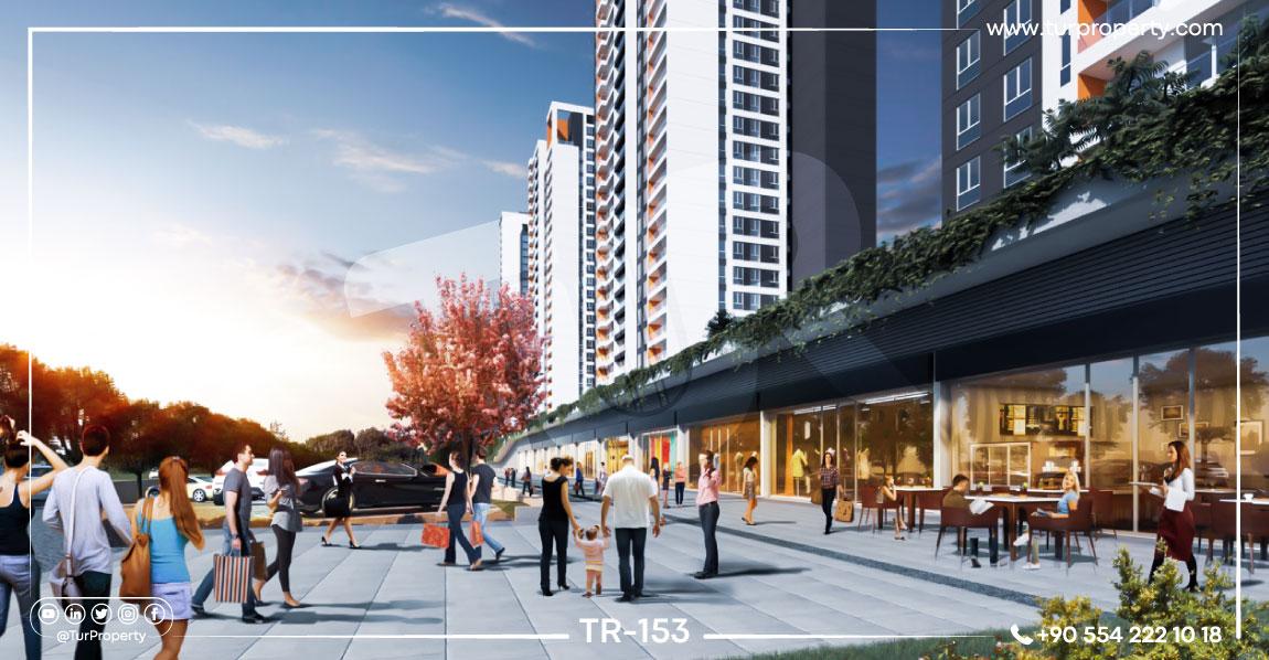 آپارتمانهای قیمت مناسب برای فروش در استانبول