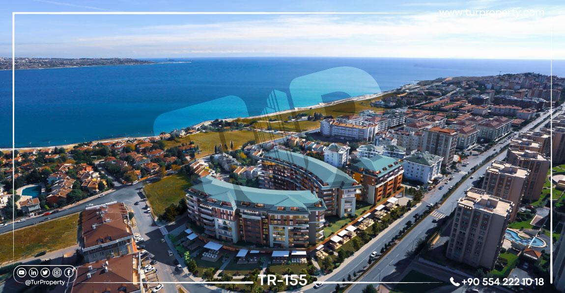 آپارتمانهای فروشی در استانبول