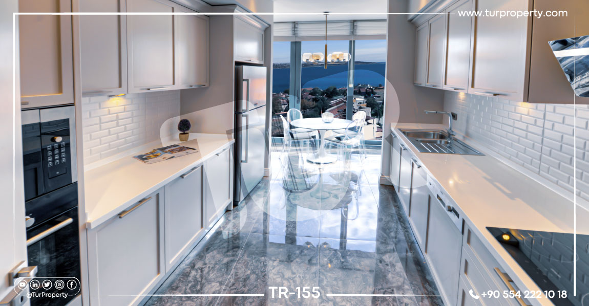 آپارتمان های دوبلکس برای فروش در استانبول